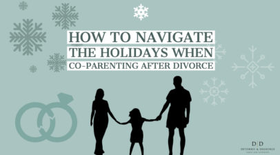 How to Navigate the Holidays When Co-Parenting After Divorce