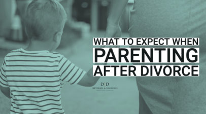 What to Expect When Parenting After Divorce