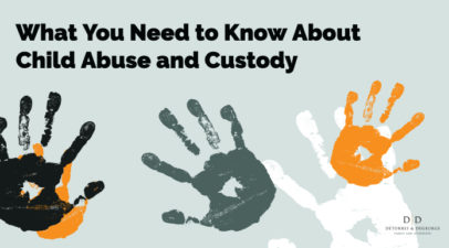 What You Need to Know About Child Abuse and Custody