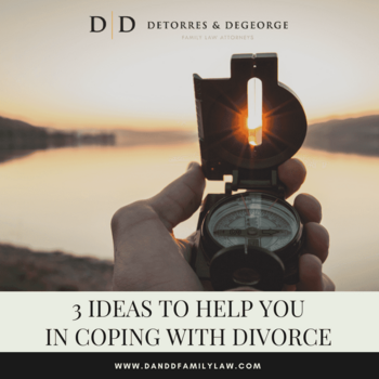 3 Ideas To Help You In Coping With Divorce