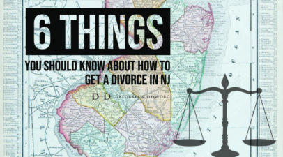 6 Things You Should Know About How To Get A Divorce In NJ