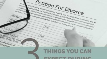 3 Things You Can Expect During The Process Of Divorce