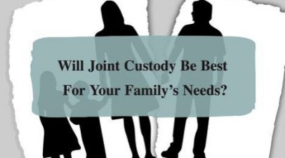 Will Joint Custody Be Best For Your Family's Needs?