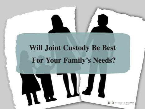 Will Joint Custody Be Best For Your FamilyNeeds 1