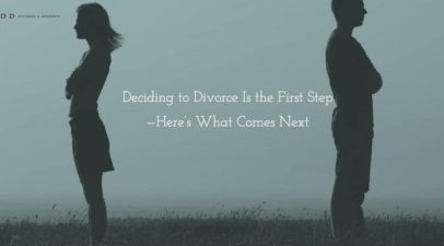 Deciding to Divorce Is the First Step—Here's What Comes Next