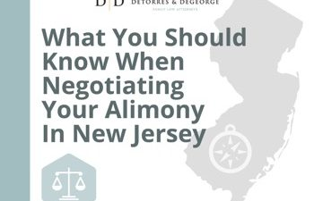 What You Should Know When Negotiating Your Alimony In New Jersey