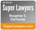 Super Lawyers Rosanne S. DeTorres
