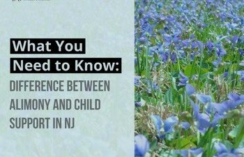 What You Need to Know: Difference Between Alimony and Child Support in NJ