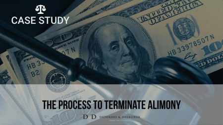 Case Study: The Process to Terminate Alimony