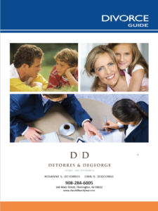 Divorce guide front page