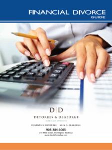 Financial divorce guide