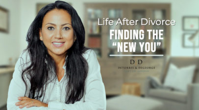 "Life After Divorce—Finding The ""New You"""