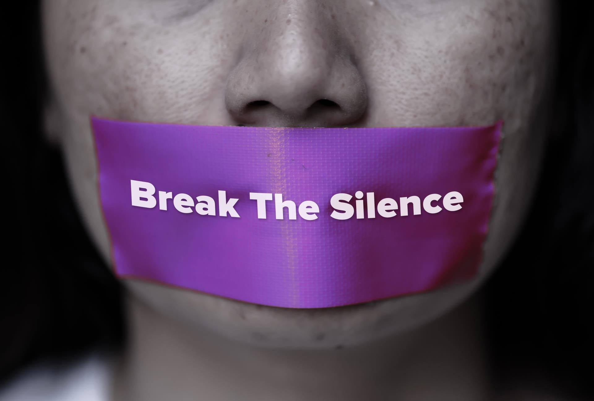 Break the Silence Domestic Violence Q & A online event