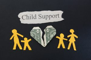 Filing for NJ child support.