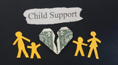 CHILD SUPPORT IN NJ