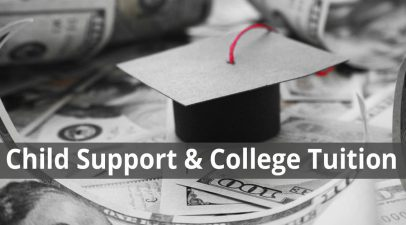NJ CHILD SUPPORT LAWS & GUIDELINES FOR COLLEGE STUDENTS
