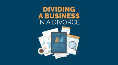 How Are Family Business Assets Divided in a Divorce?